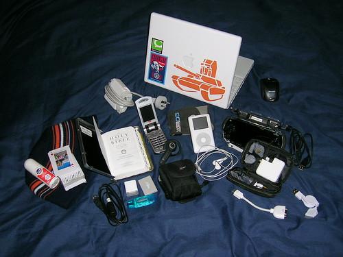 Gadget Bag January 2006