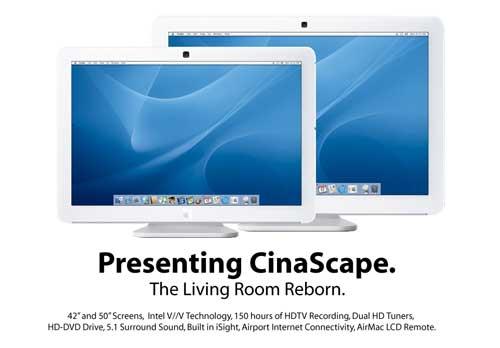 Apple CinaScape