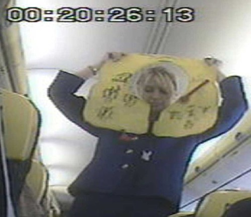 Ryanair Caught Napping. Ch 4, 8pm, 13.2.06