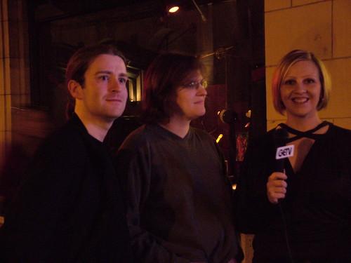 Len, Meredith and Irina