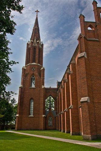 Rokiškio Šv. Mato Evangelisto bažnyčia