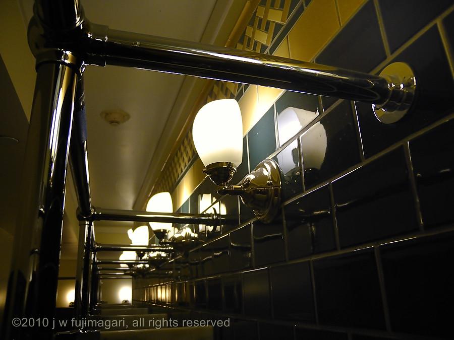 Men's Room - Old Faithful Inn