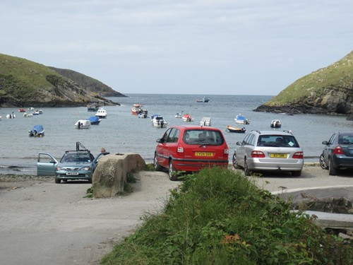 Abercastle Harbour