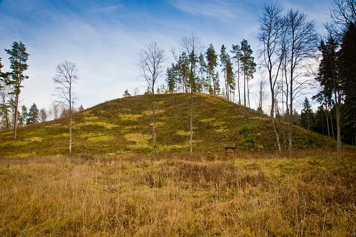 Stirnių piliakalnis | Stirniai mound