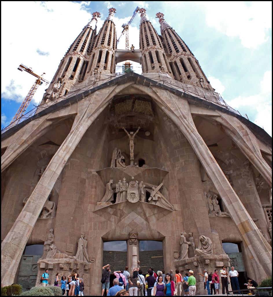 Sagrada Familia | Passion facade