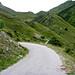 Col du Sabot ahead