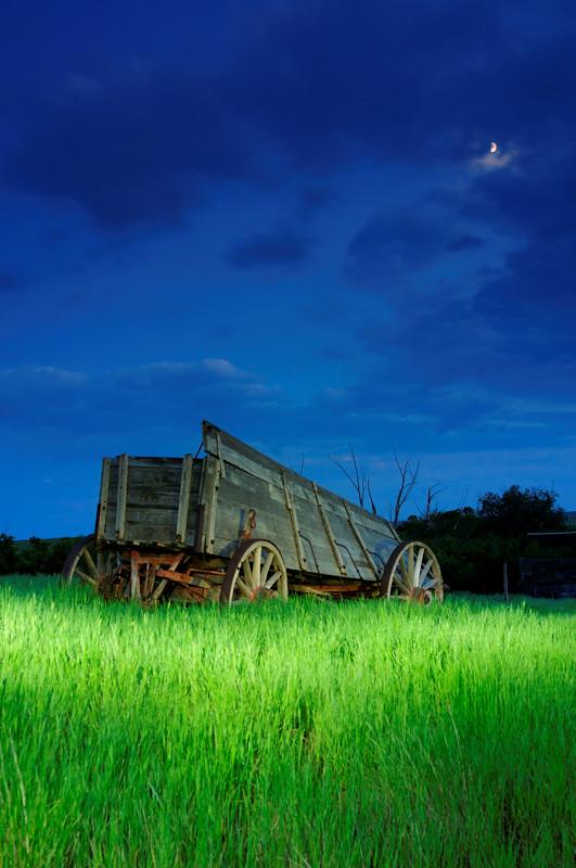 Wagon Moon