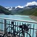 Lac de Moiry 2250 metres