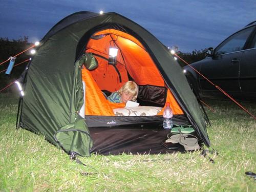 The Hurricane 200 Tent