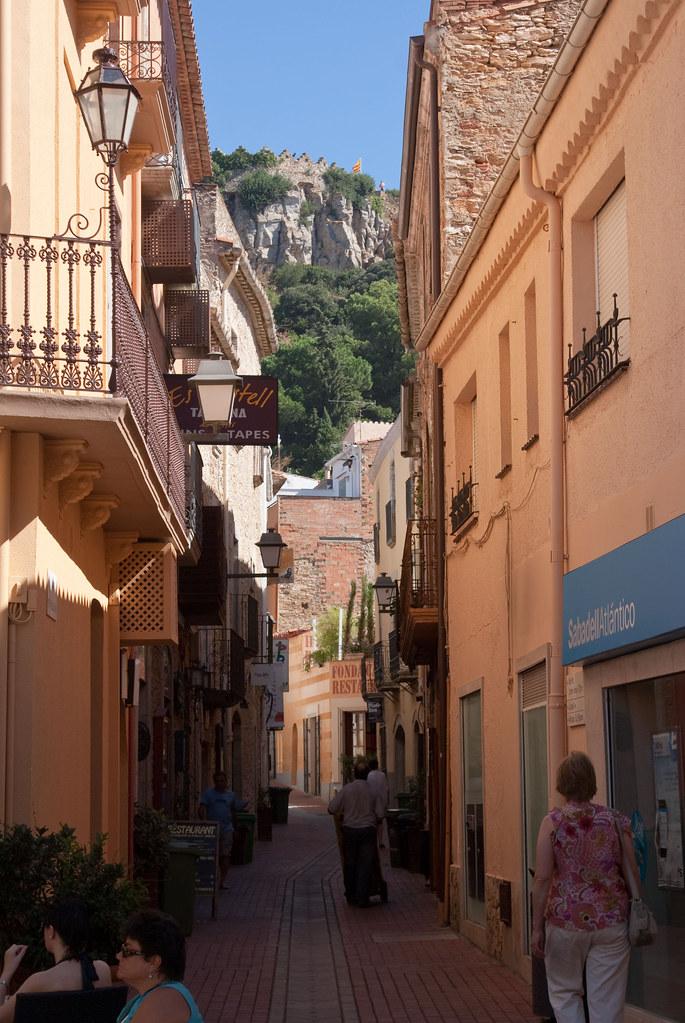 Begur street