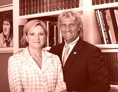 De Pfaffs: Jean-Marie en Carmen