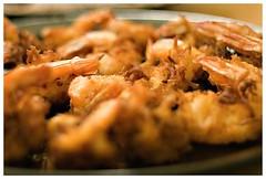 Salsa Fried Shrimp