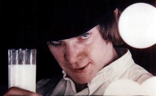 Alex and milk