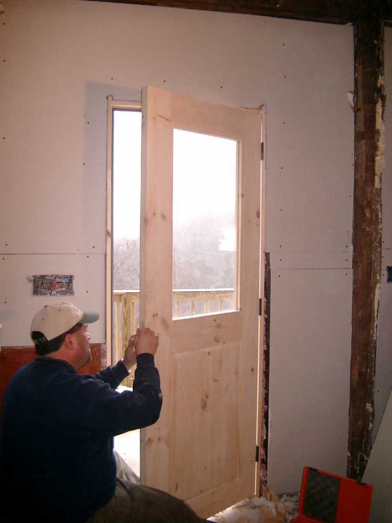 BackDoorInstallation