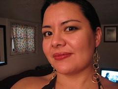 prom 2006! makeup
