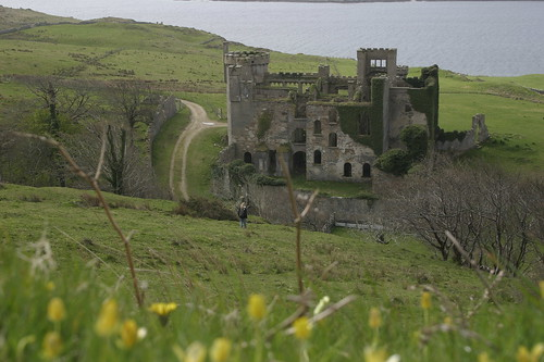 photo of Irish castle