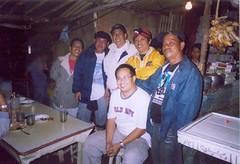 With the Balamban mayor, councilors