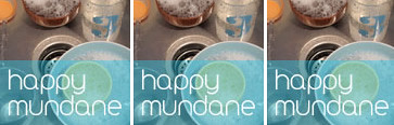 Blog of the Week: Happy Mundane