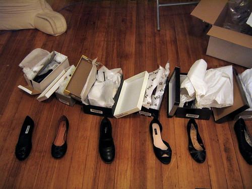 zappos shopping spree!
