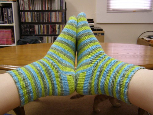 my new socks