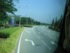 Leaving Putrajaya
