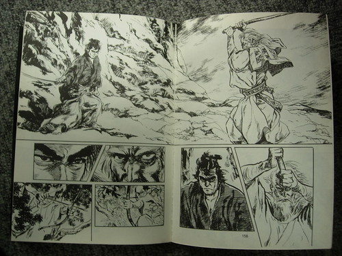 Ogami Itto. Lone Wolf and Cub