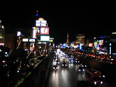 Sin City at Night