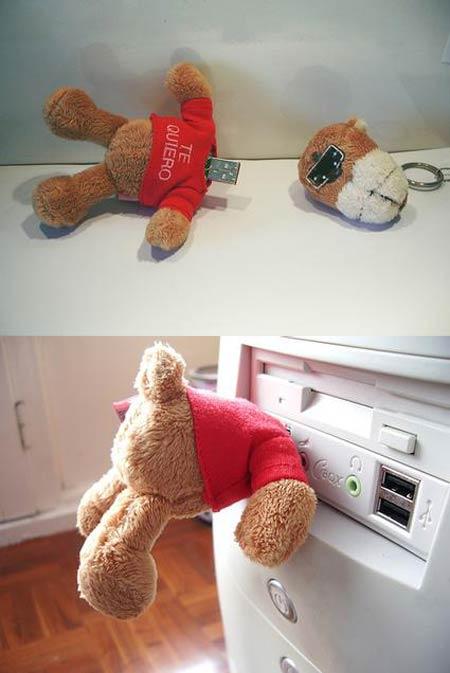 USB Teddy