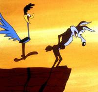 Correcaminos y Coyote