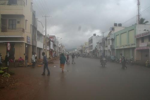 Chikmagalur M G Road