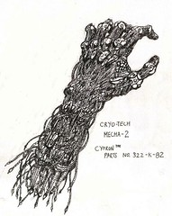 Cybernetic Hand ver 1.2 (21 Apr 06)