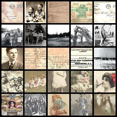 Collage Image Mosaic
