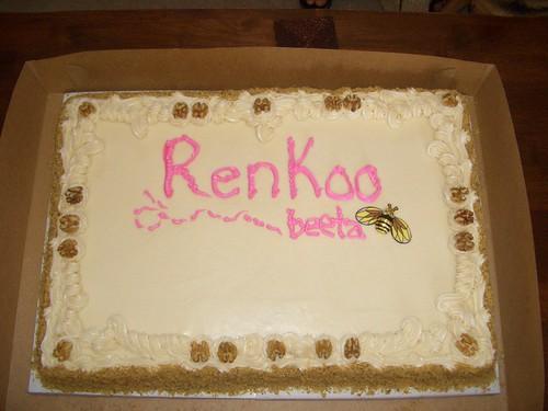 Renkoo Beeta Cake