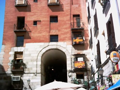 Entrada Plaza Mayor