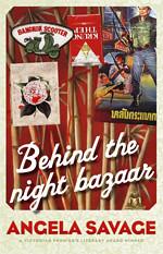 Behind the Night Bazaar cover