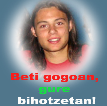 Enaitz Beti Gogoan Gure Bihotzetan