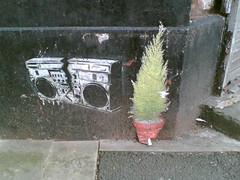 Flat plant