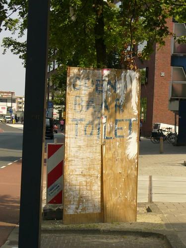 openbaar toilet 9 juni 2006