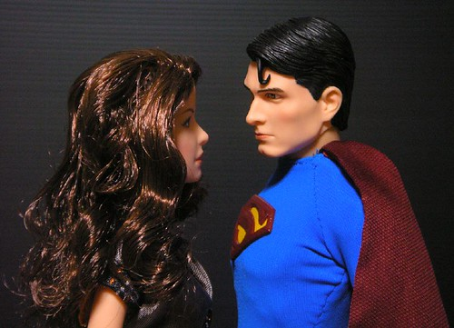 By Ken Levine Wonder Woman My Review: Hot Toys Movie Masterpiece Superman Returns Review