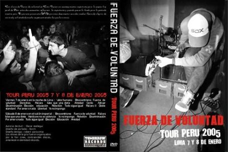 Fuerza DVD