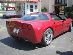 Mid-America Motorworks owner's car