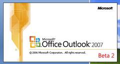 Outlook 12 Splash Screen