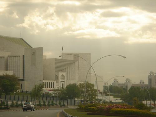The Pakistani Supreme Court