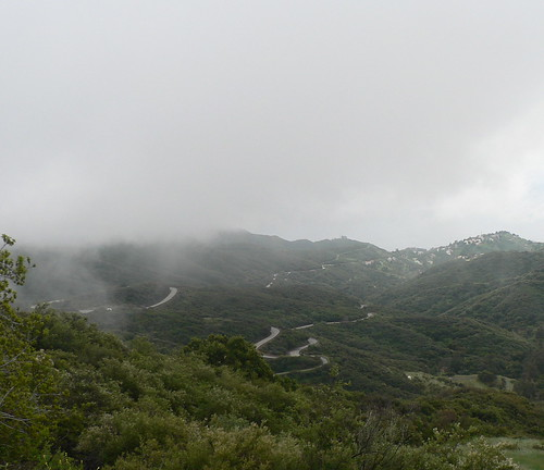 Latigo Canyon Road