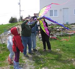 Kite break!