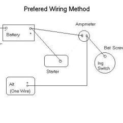 10si Alternator Wiring Diagram 2009 Jeep Jk Radio Diagram1 Wire Trusted Online1 6 Volt