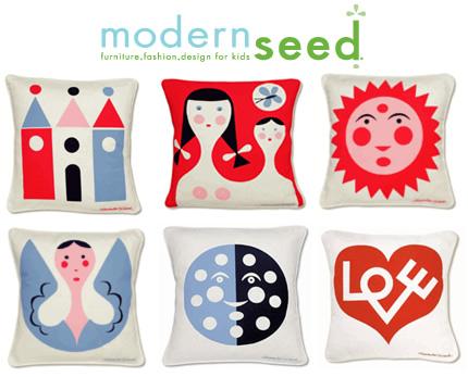 Modernseed + Alexander Girard
