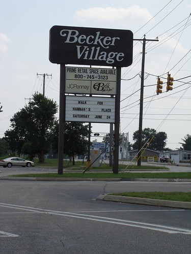 Becker Villiage Mall (dead since 2002?)
