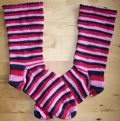 Vesper Strange Little Mama Socks