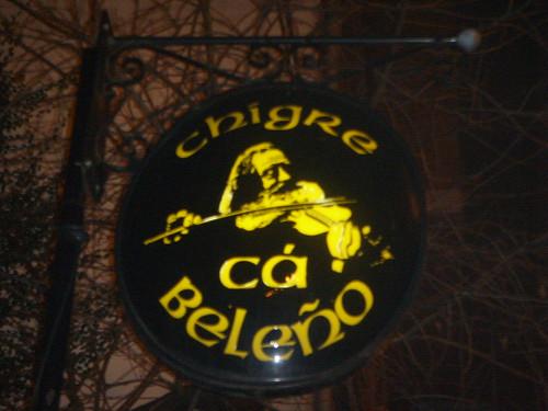 Chigre Ca'Beleño
